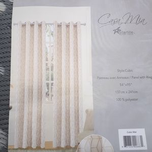 Curtain Panel with Grommet